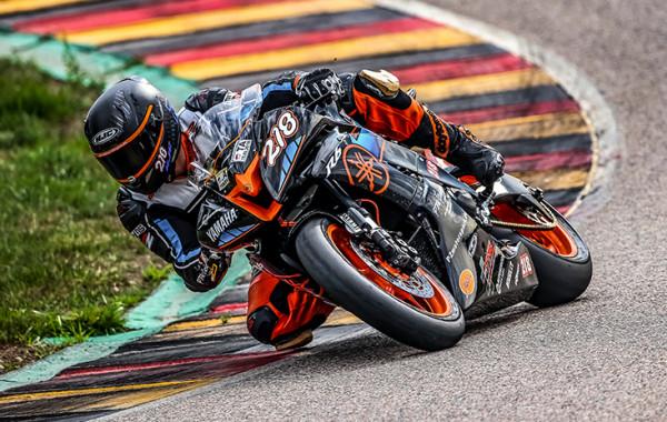 Motorradtraining Sachsenring 15./16.August 2019
